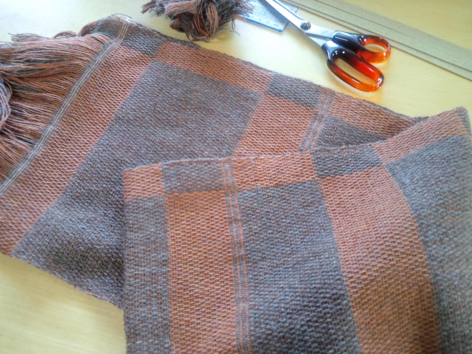 手織り教室 4月12日